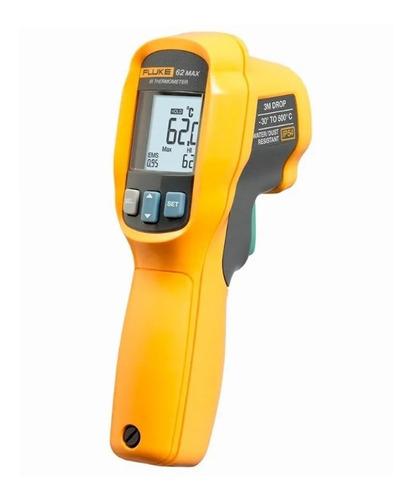 Termômetro Digital Infravermelho -30°c A 500°c Fluke 62 Max