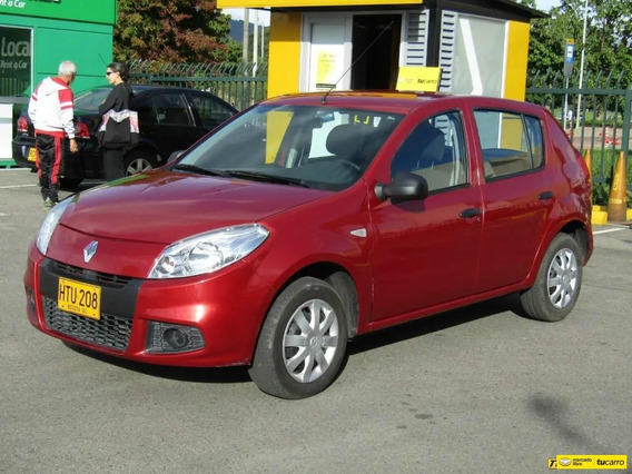 Renault Sandero Authentique Mt 1600cc Sa