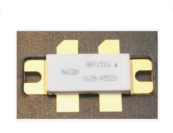 Transistor Fm Macom Original Mrf151g 300w Electrocomponentes