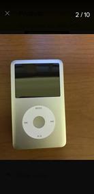 iPod Classic 160gigas