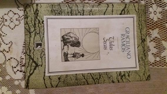 Antigo Livro Do Autor Graciliano Ramos. Vidas Secas