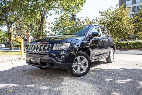 Jeep Compass Sport 2.4 4x4 Aut. 2011! Gran Oportunidad!!!