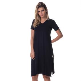 4d9c84cbda Maxxi Blusa Preta Abertura Lateral - Blusas para Feminino no Mercado ...