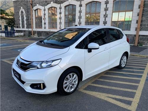 Imagem 1 de 11 de Honda Fit 1.5 Lx 16v Flex 4p Automático