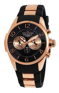 Reloj Hombre Aquaswiss Trax Five 100% Original Envio 24h