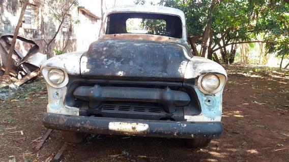 Chevrolet Marta Rocha Caminhonete 2 Portas