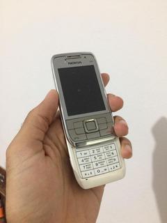 Celular Nokia E66 - Funcionando Perfeitamente