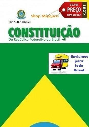 Constituição Federal Atualizada Concursos Públicos Lei