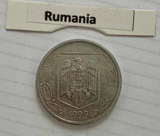 Moneda Rumania 500 Lei 1999