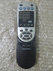 Controle Remoto Gradiente Original De Dvd Player