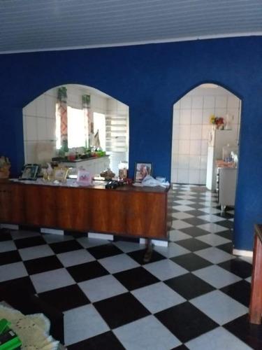 Imagem 1 de 10 de Chácara Com 2 Dormitórios À Venda, 1250 M² Por R$ 350.000,00 - Jardim Vila Verde I - Itu/sp - Ch0016