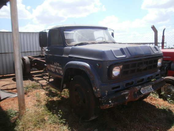 Chevrolet D60 Ano 80 Toco