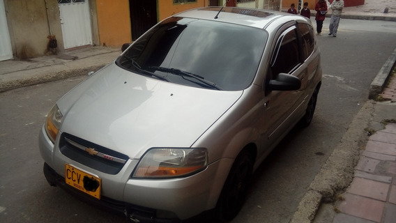 Aveo Gt Full Equipo Con Sunroof