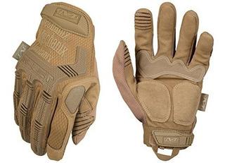 Mechanix Wear - M-pact Coyote Tactical Gloves (medio, Marrón