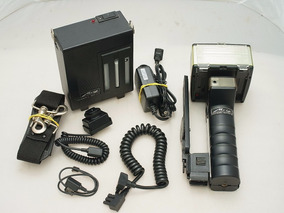 Ultimo Dia Flash Metz 60 Ct-4 & Akku Li-ion Canon Nikon §§§