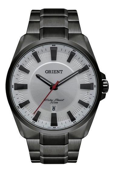 Relógio Orient Masculino Grafite Myss1003 S1gx