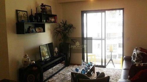 Apartamento À Venda, 83 M² Por R$ 500.000,00 - Panamby - São Paulo/sp - Ap37980