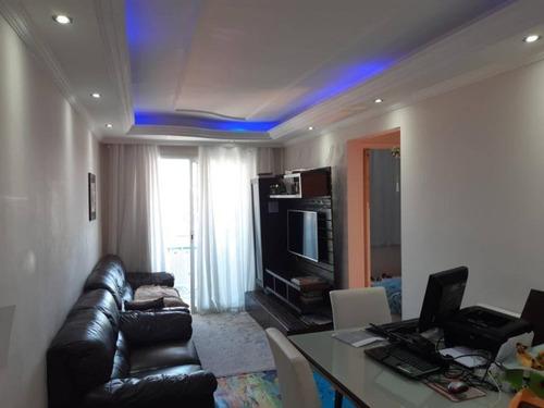 Imagem 1 de 17 de Apartamento À Venda, 53 M² Por R$ 305.000,00 - Vila Prudente (zona Leste) - São Paulo/sp - Ap5755