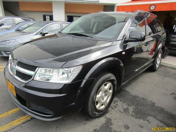 Dodge Journey Se 4x2 5p 2360 Cc