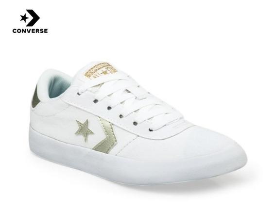 Zapatillas Converse Point Star Ox Blanco
