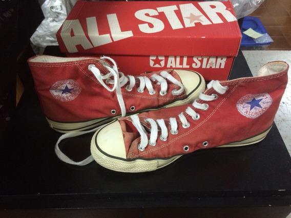 Tênis All Star Dois Pares Azul E Vermelho
