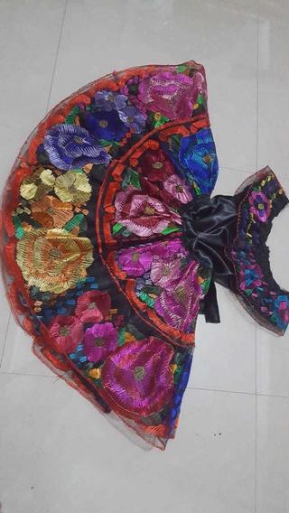 Vestido De Chiapaneca