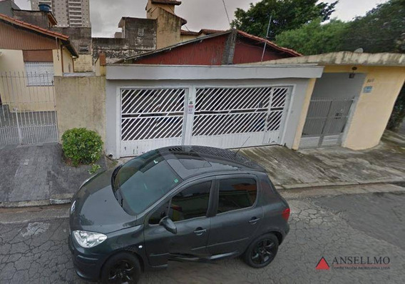 Casa Com 2 Dormitórios Para Alugar, 95 M² Por R$ 1.500/mês - Jardim Hollywood - São Bernardo Do Campo/sp - Ca0483