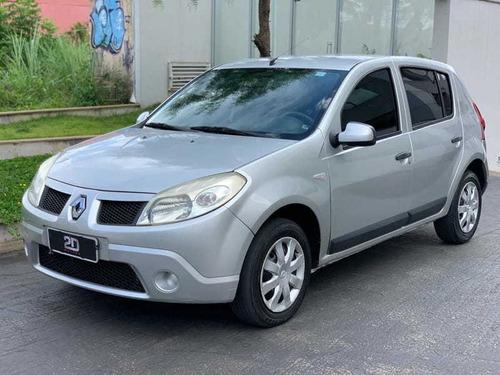 Renault Sandero Expression Hi-flex 1.6 8v 5p - 2010/201