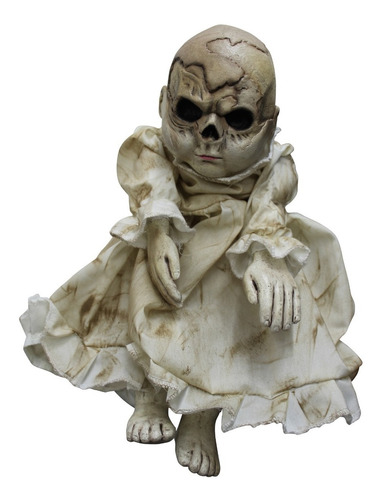 Imagen 1 de 1 de Decorativo Muñeca Diabólica Mandy Doll Halloween