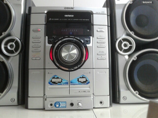 Mini System Sony Genezi Rg575s