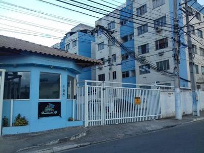 Apartamento Em Amendoeira, São Gonçalo/rj De 60m² 2 Quartos À Venda Por R$ 150.000,00 - Ap244983