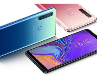 Samsung Galaxy A9 2019 L/fáb.duos 128gb 6gb 4 Cámara Sellado