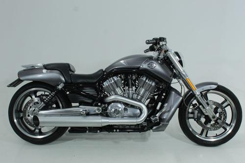 Harley Davidson V Rod Muscle 2014 Cinza