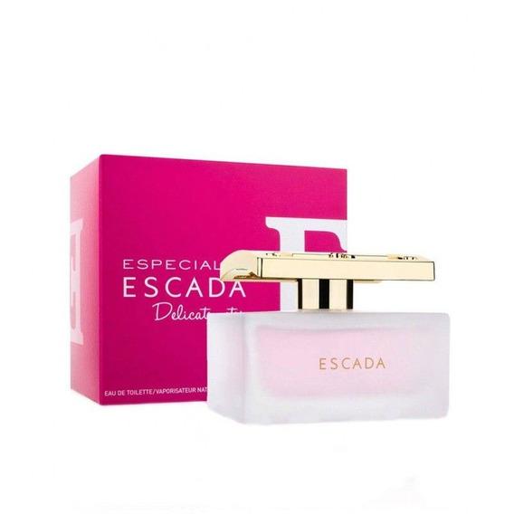 Perfume Escada Especially Delicate Notes Edt 75ml