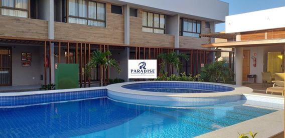 Apartamento Com 4 Dorms, Itacimirim (monte Gordo), Camaçari - R$ 500 Mil, Cod: 68408 - V68408