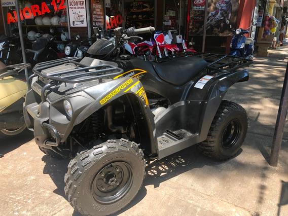Kawasaki Brute Force 300 2013 Negro