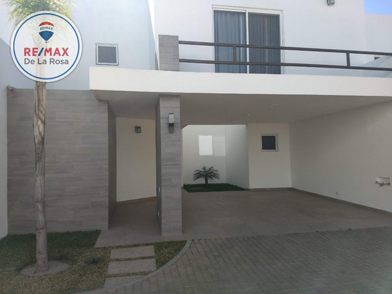 Casa En Renta Privada Residencial.