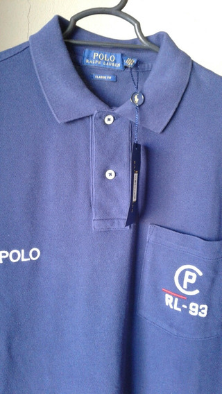 Playera Polo Ralph Lauren Original M