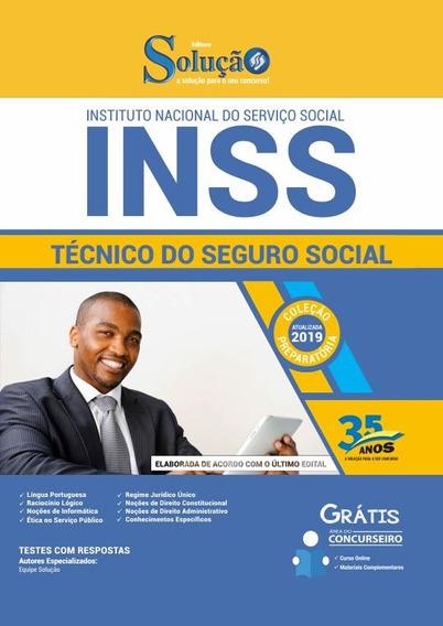 Apostila Inss 2019 - Técnico Seguro Social