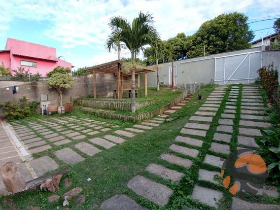 Casa Com 3 Dormitórios Para Alugar, 180 M² Por R$ 3.000/mês - Nova Guarapari - Guarapari/es - Ca0507