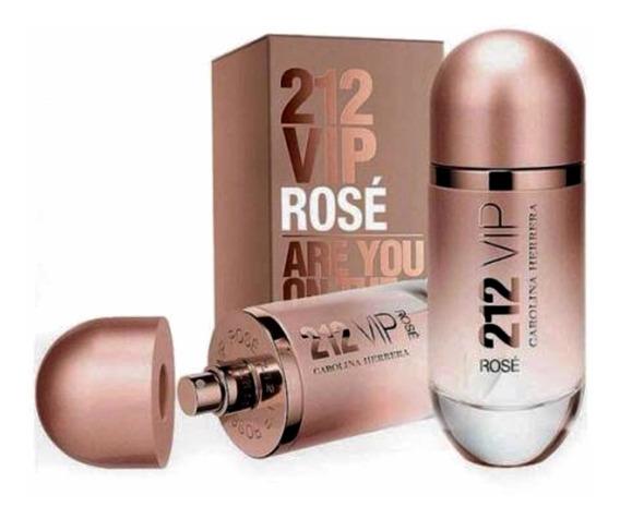 212 Vip Rosé Edp 80ml Feminino | Original E Com Selo