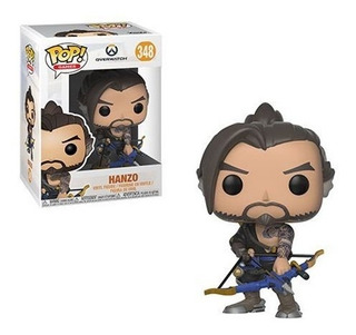 Funko Pop 348 Overwatch - Hanzo S4