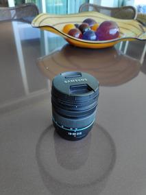 Lente Samsung Nx 18-55 Mm Com Ois (estabilização)