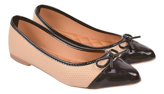 Sapatilha Sapato Feminina Chiquiteira Chiqui/5412