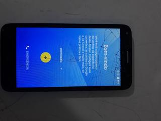 Celular Alcatel Modelo Pix 4 - Touch Quebrado - Usado