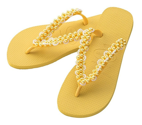 Chinelo Havaianas Top Customizado Ref 009