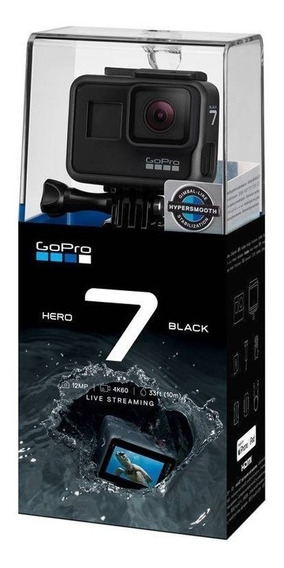 Gopro Hero7 4k Mini Câmera Digital De Video Preto