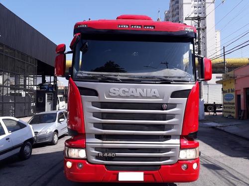 Scania R 440 6x4 2014/2014