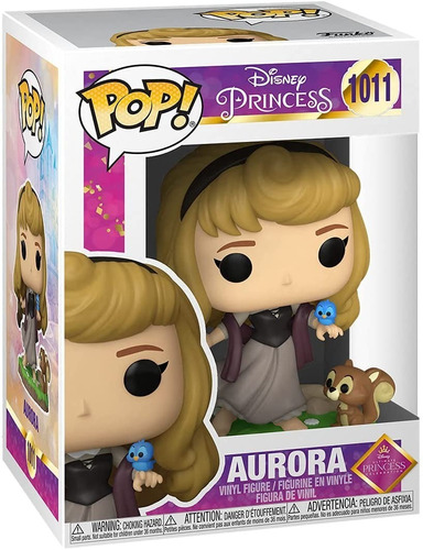 Imagem 1 de 5 de Funko Pop Disney Princess - Aurora 1011 Bela Adormecida