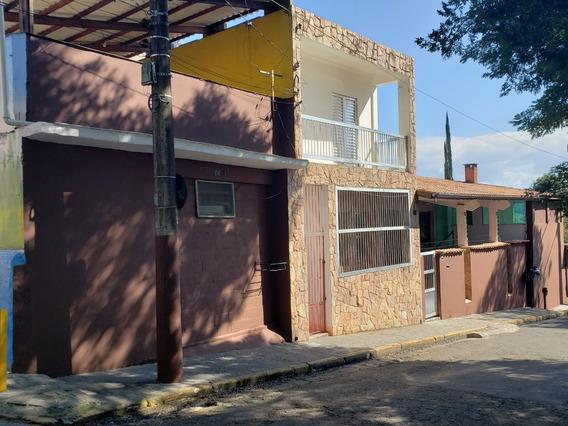 Vd Imóvel Com 12 Salas, 4 Banheiros Centro Itaqua